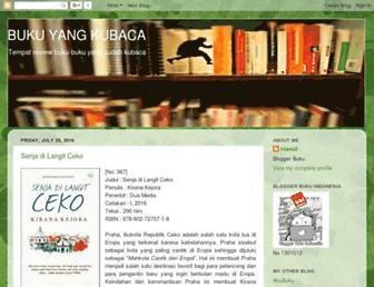 bukuygkubaca.blogspot.com screenshot