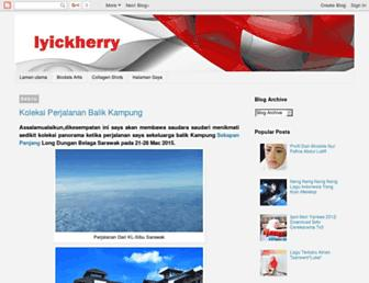 lyick81.blogspot.com screenshot