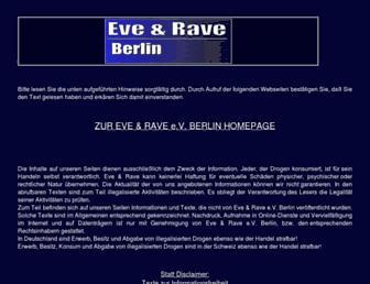 eve-rave.net screenshot