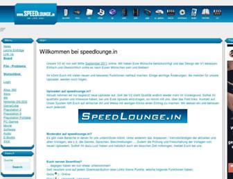 Thumbshot of Speedlounge.in