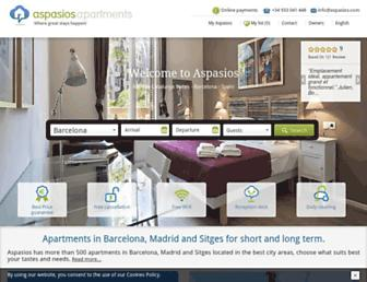 aspasios.com screenshot