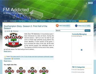 fmaddicted.blogspot.com screenshot