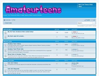 Thumbshot of Onlyamatuer.com