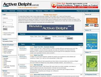 activedelphi.com.br screenshot