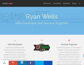wellsr.com screenshot