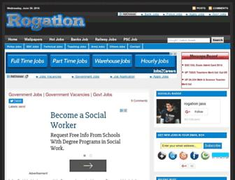 rogationblog.com screenshot