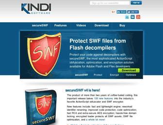 kindi.com screenshot