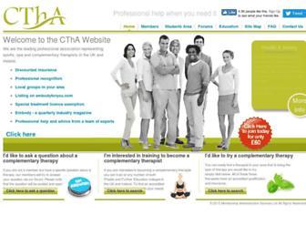 ctha.com screenshot