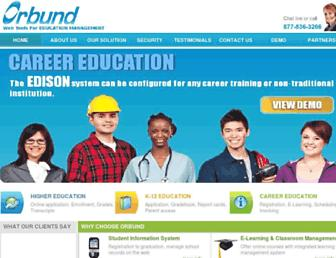Thumbshot of Orbund.com
