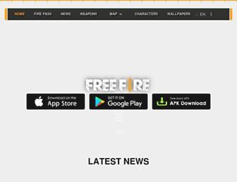 ff.garena.com screenshot