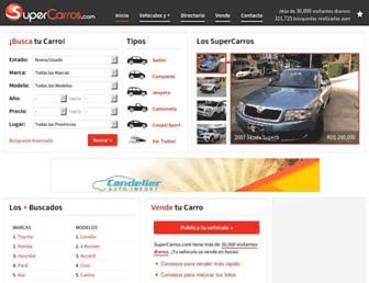 Thumbshot of Supercarros.com