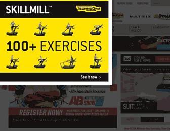 athleticbusiness.com screenshot
