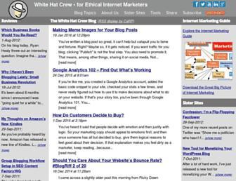 Thumbshot of Whitehatcrew.com