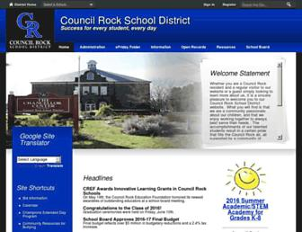 Thumbshot of Crsd.org