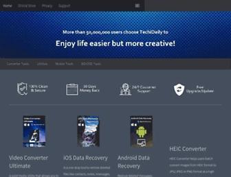 techidaily.com screenshot