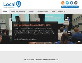 Thumbshot of Localu.org