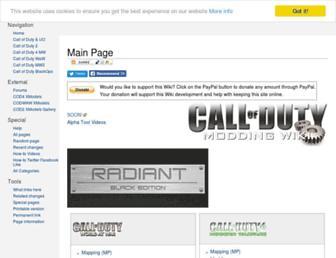 wiki.modsrepository.com screenshot