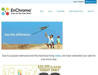 Thumbshot of Enchroma.com