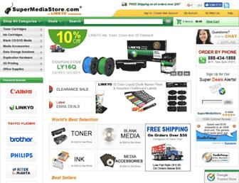 Thumbshot of Supermediastore.com