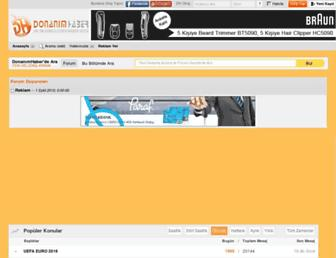 forum.donanimhaber.com screenshot