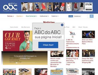 abcdoabc.com.br screenshot