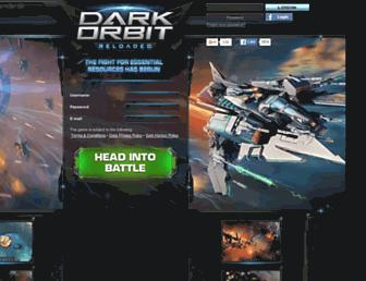 Thumbshot of Darkorbit.com