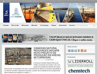petronoticias.com.br screenshot