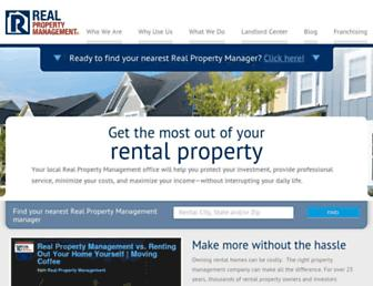 Thumbshot of Realpropertymgt.com
