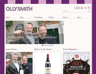 ollysmith.com screenshot