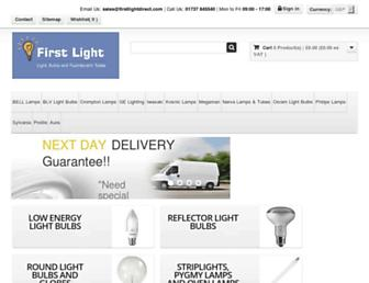 Thumbshot of Firstlightdirect.com