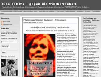 Thumbshot of Lupocattivoblog.com