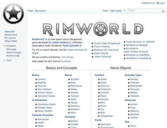 rimworldwiki.com screenshot
