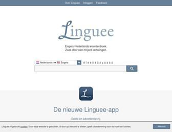 linguee.nl screenshot