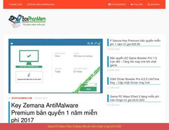 boxphanmem.com screenshot