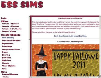 esssims.com screenshot