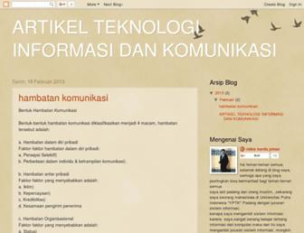 ridhohardajohan.blogspot.com screenshot