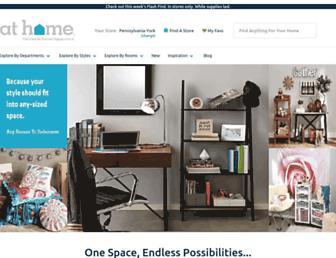 athome.com screenshot