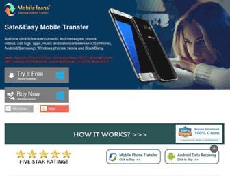 samsung-android-transfer.com screenshot