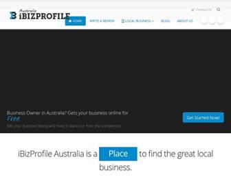 Thumbshot of Ibizprofile-au.com