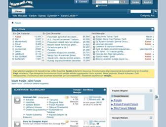 islamseli.net screenshot