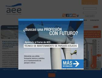 Thumbshot of Aeeolica.org