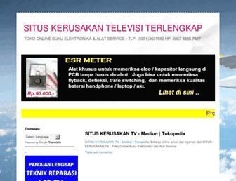 tukangtv.blogspot.com screenshot