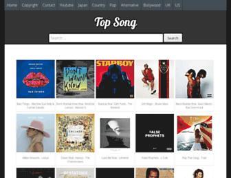 top-song.tk screenshot
