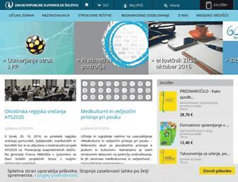 zrss.si screenshot