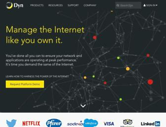 Thumbshot of Dyn.com