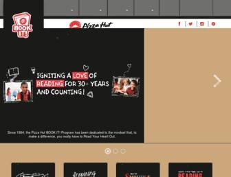 bookitprogram.com screenshot