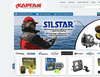 Thumbshot of Kaptanbalik.com.tr