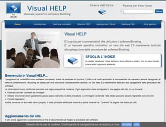 visualhelp.it screenshot