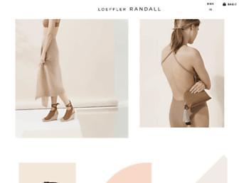 Thumbshot of Loefflerrandall.com