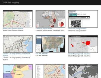 maps.cga.harvard.edu screenshot